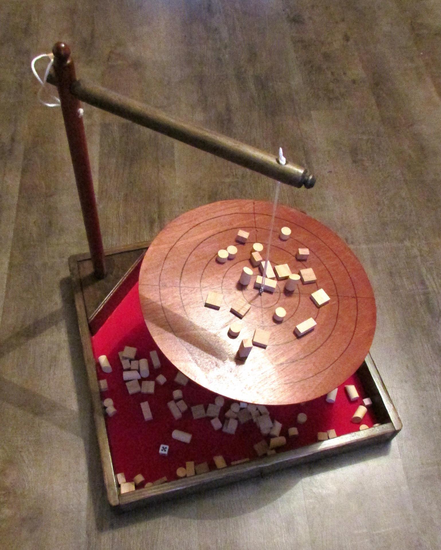 jeu d'équilibre 3