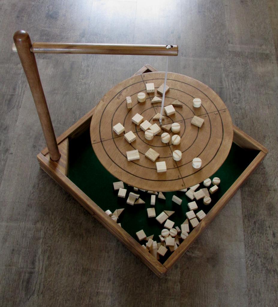 jeux d'équilibre 3